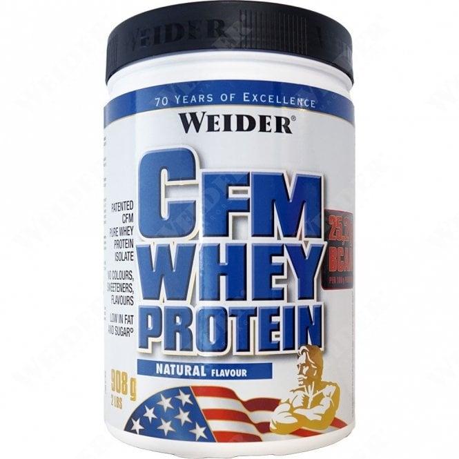 Weider Cfm Whey Protein 908G (SHORT DATED)
