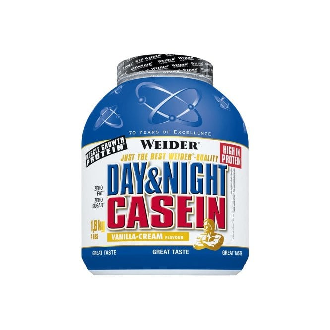 Weider Day & Night Casein 1.8 Kg
