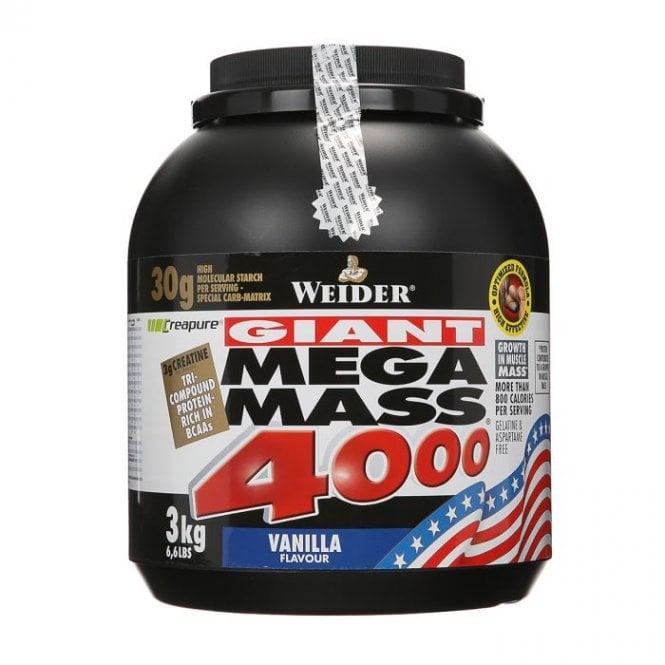 Weider Mega Mass 2000 1.5 Kg (SHORT DATED)