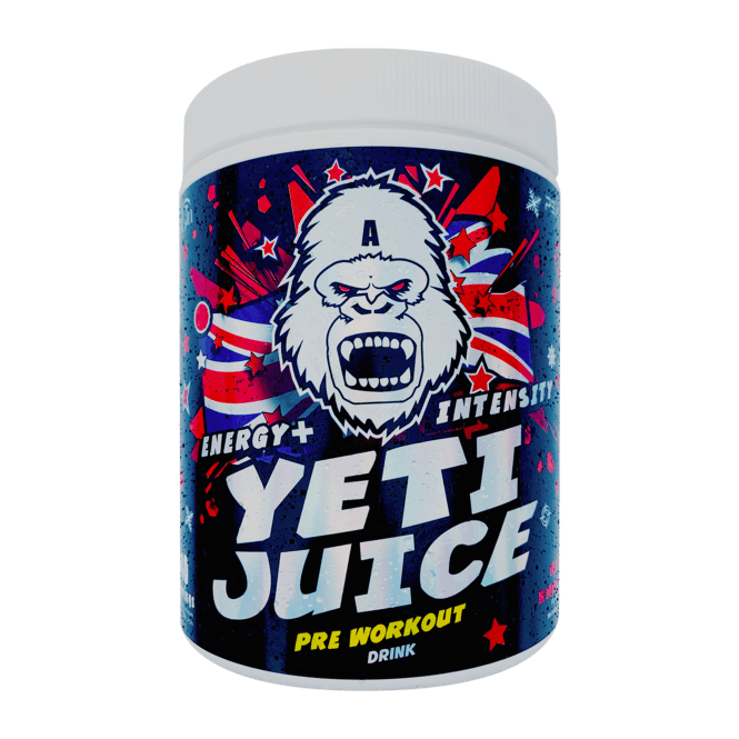 Gorilla Alpha Yeti Juice 480g