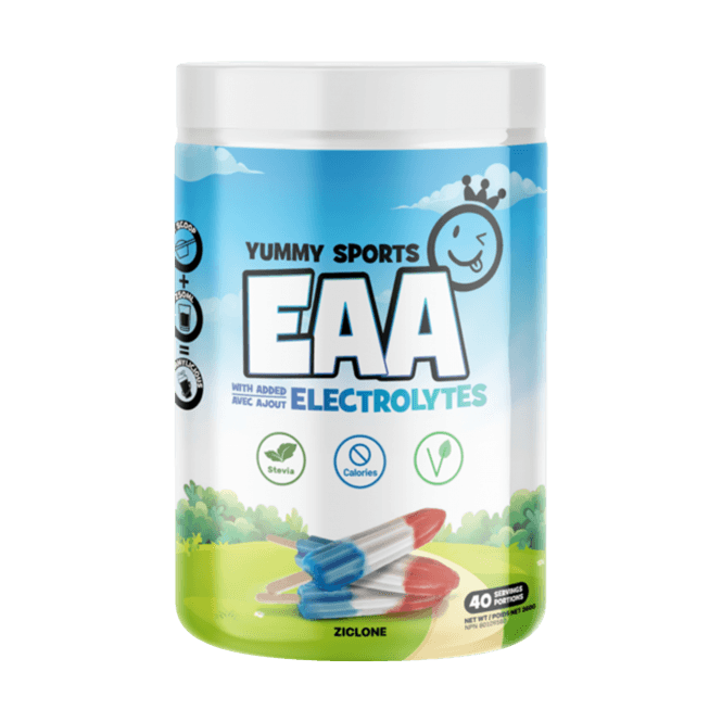 Yummy Sports EAA 40 Servings